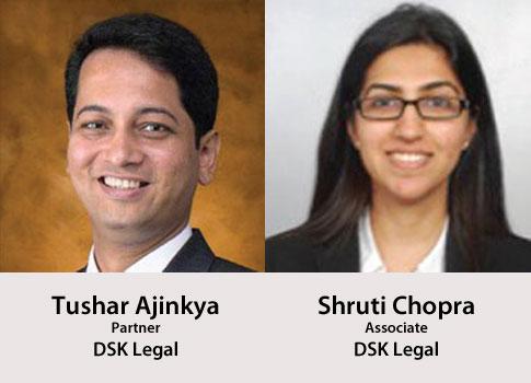 Tushar Ajinkya & Shruti Chopra