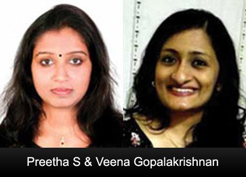 Preetha S & Veena Gopalakrishnan