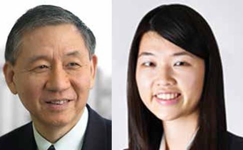 Michael Hwang S.C, Jia-Lin Hoe