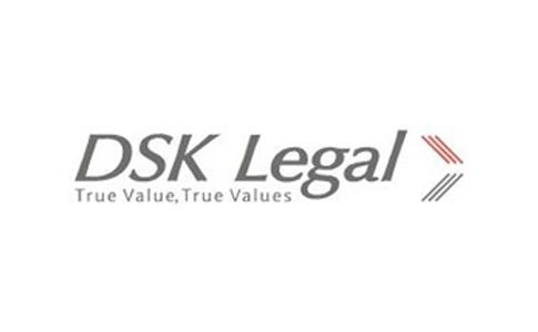 DSK Legal Logo