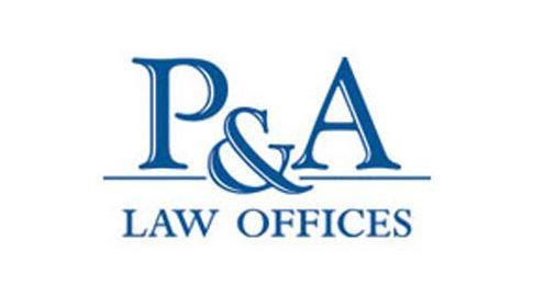 P & A Law Logo