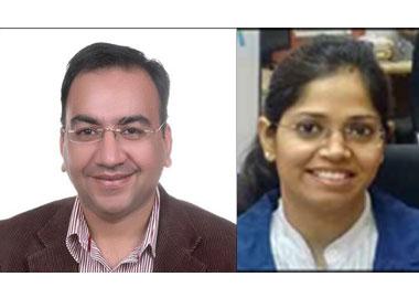 Ranjan Narula & Suvarna Pandey