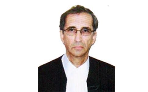 Mr. Jamshed Pesi Cama