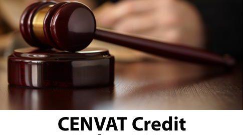 CENVAT-Credit