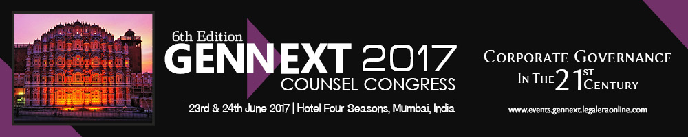 GENNEXT COUNSEL CONGRESS & AWARDS 2017