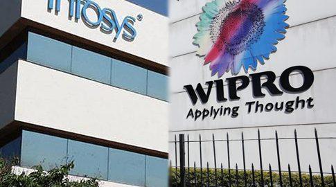 wipro-infosys