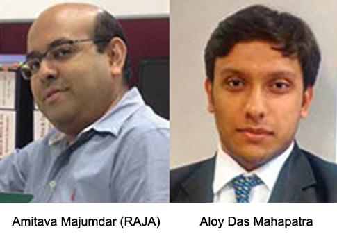 Amitava Majumdar & Aloy Das Mahapatra