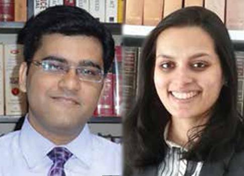 Arunabh Choudhary & Aditi Bagri