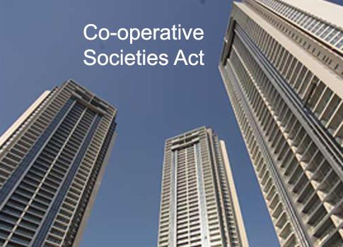 Co-operative Societies Act