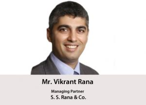 Mr. Vikrant Rana
