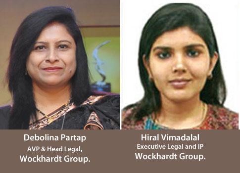 Debolina Partap & Hiral Vimadalal