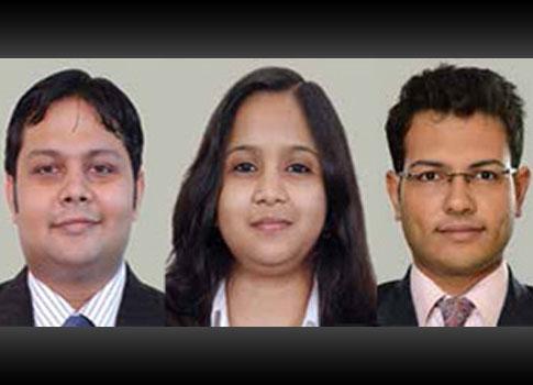 Madhur Kohli, Ragini Aiyer & Aayush Mohata