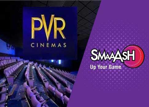 PVR & Smaaash
