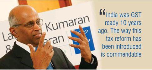V. Lakshmikumaran conversation with legal era