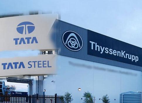 Tatasteel-ThyssenKrup
