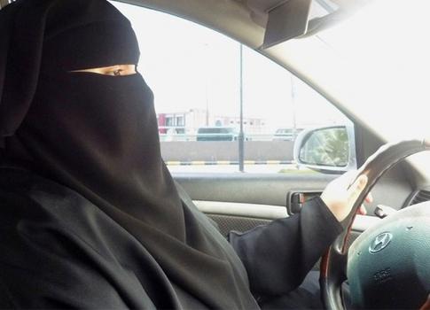 Women in Saudi