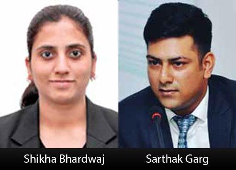 Shikha Bhardwaj & Sarthak Garg
