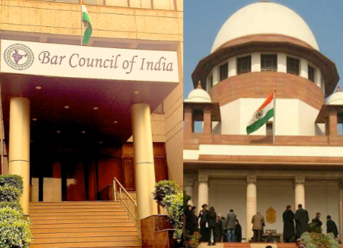 Bar Council Of India, Supreme Court Of India