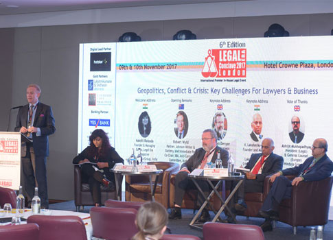 Legal Era Conclave