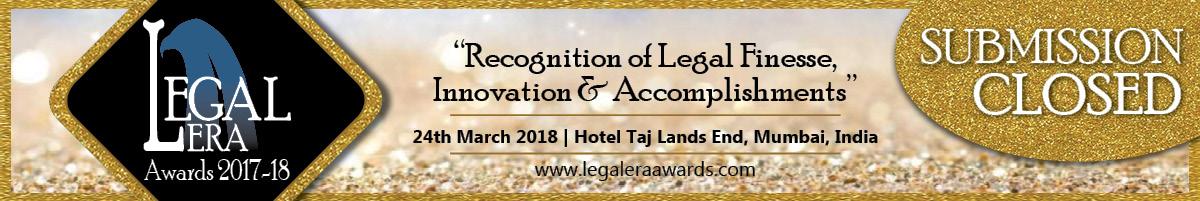 Legal Era Awards 2018 Submission Closing