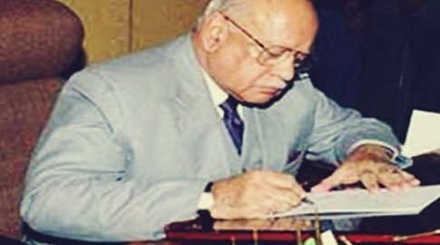 Former Chief Justice of India AS Anand