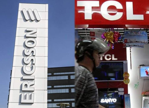 Ericsson, TCL