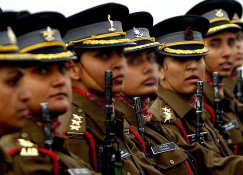 women-army-officers