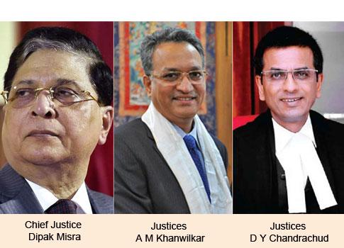 Justice-Dipak-Misra-&-A-M-Khanwilkar-&-D-Y-Chandrachud