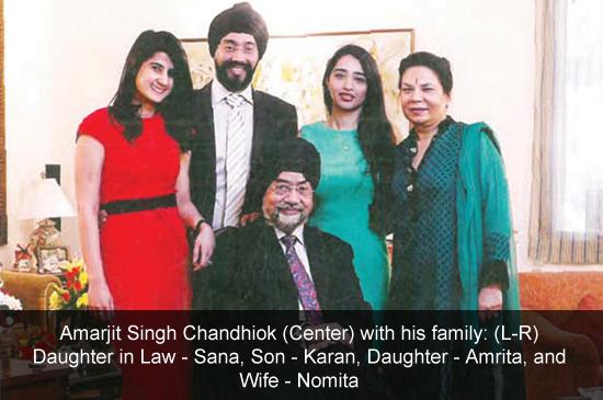 Amarjit Singh Chandhiok