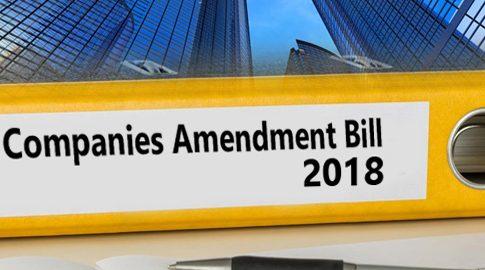companiesamendmentbill2018