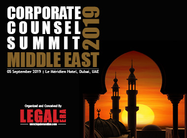 Corporate Counsel 2019 Banner Middle East