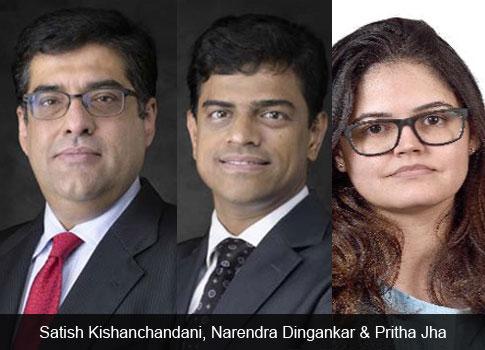 Satish-Kishanchandani-Narendra-Dingankar-&-Pritha-Jha