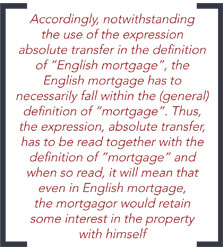English-mortgage