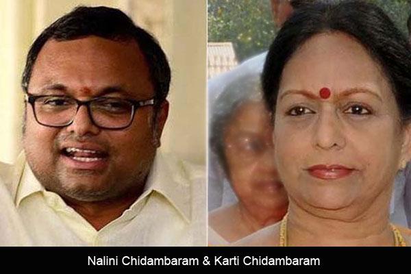 Nalini-Karti-Chidambaram