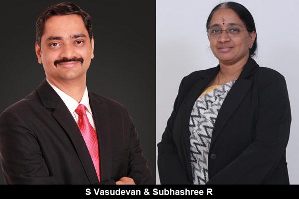 S-Vasudevan-&-Subhashree-R