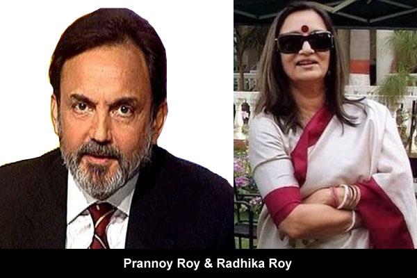 Prannoy-Roy-&-Radhika-Roy