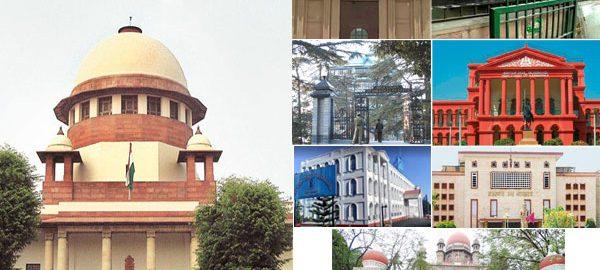 Supreme-Court-Chhattisgarh-Delhi-Himachal-Pradesh-Karnataka-Meghalaya-Rajasthan-&-Telangana-High-Courts