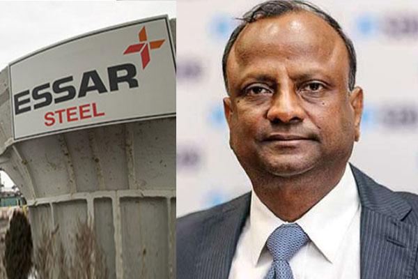 Essar-Steel-&-Rajnish-Kumar