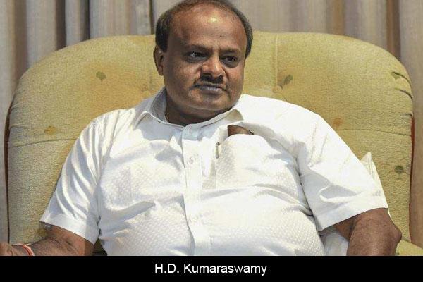 H-D-Kumaraswamy