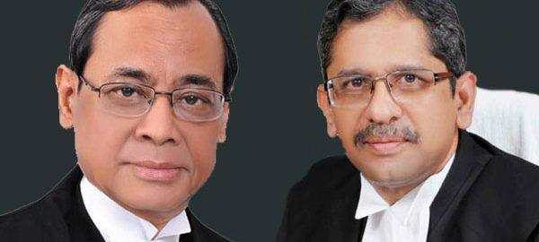 Chief-Justice-of-India-Ranjan-Gogoi-&-Justice-N-V-Ramana