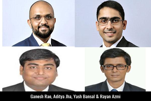 Ganesh-Rao-Aditya-Jha-Yash-Bansal-&-Rayan-Azmi