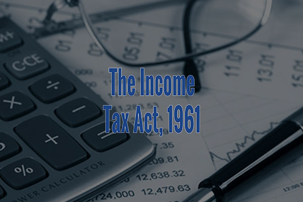 Income-Tax-Act-1961