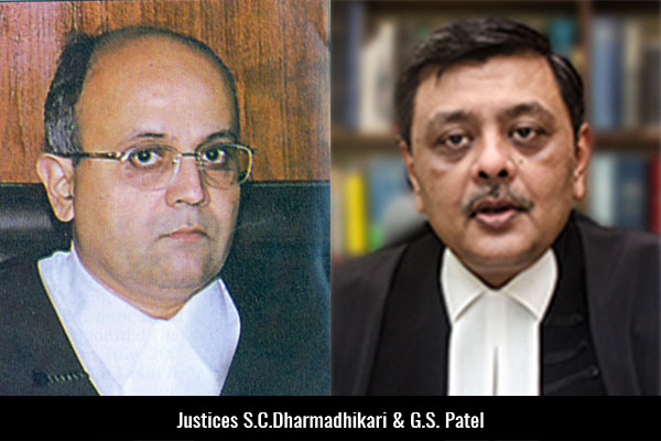 Justices-S-C-Dharmadhikari-&-G-S-Patel