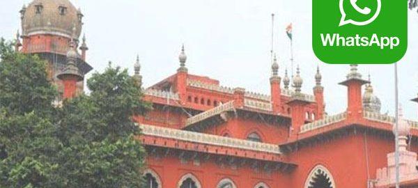 Madras-High-Court-Whatsapp