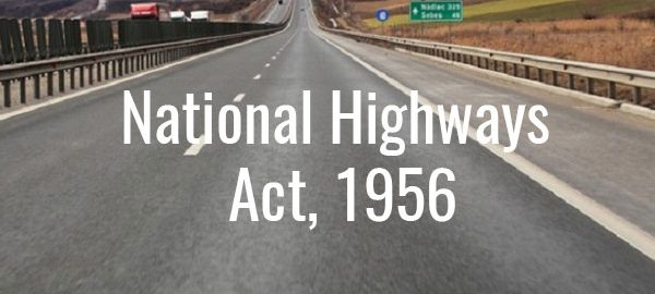 National-Highways-Act-1956