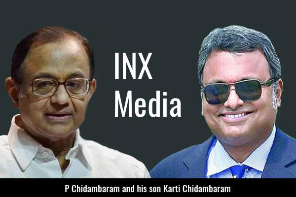 P-Chidambaram-INX-Media-Karti-Chidambaram