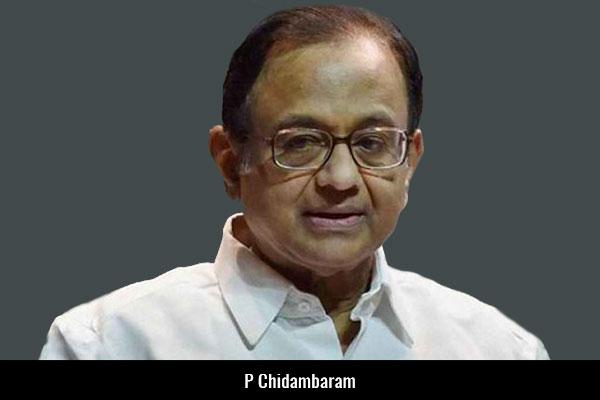 P-Chidambaram