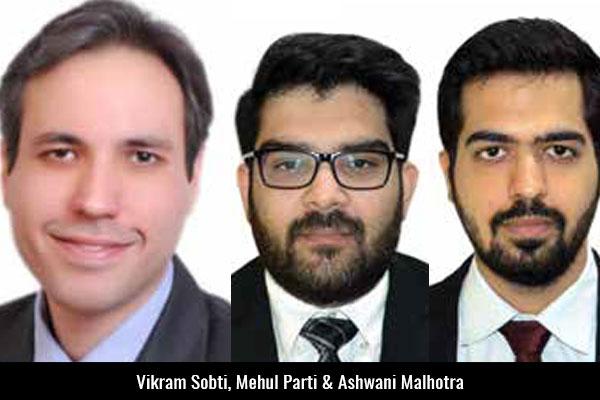Vikram-Sobti-Mehul-Parti-&-Ashwani-Malhotra