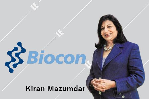 Kiran-Mazumdar