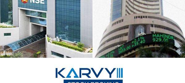 NSE-BSE-Karvy-Stock-Broking